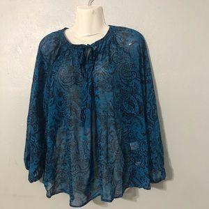 New York company blouse size M